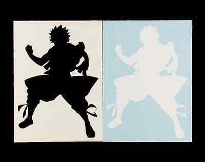 Anime Fairy Tail NATSU Vinyl Sticker Decal Self Adhesive Vinyl