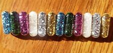 12 Glitter Poop Pill Mini Sparkle Bomb Emergency Craft Gag Gift Novelty DIY fun!