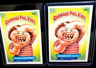 Print run-535 Garbage Pail Kids 2020 Gross Greetings Full set of ten cards