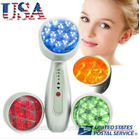 Usa Skin Rejuvenation Light Therapy Reduces Wrinkles Advanced Led Light Therapy