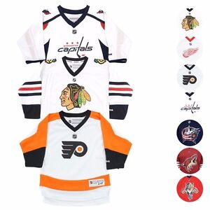 NHL-Official-REEBOK-Home-Away-Alternate-Replica-Jersey-Collection-Toddler-2T-4T