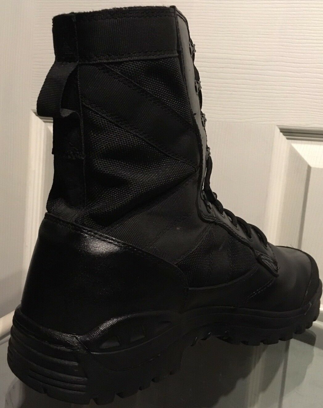 Magnum Scorpion Genuine Army Issue Steel Steel Steel Toe Cap Safety Work Boots 12 UK  MGS312 0f45b9