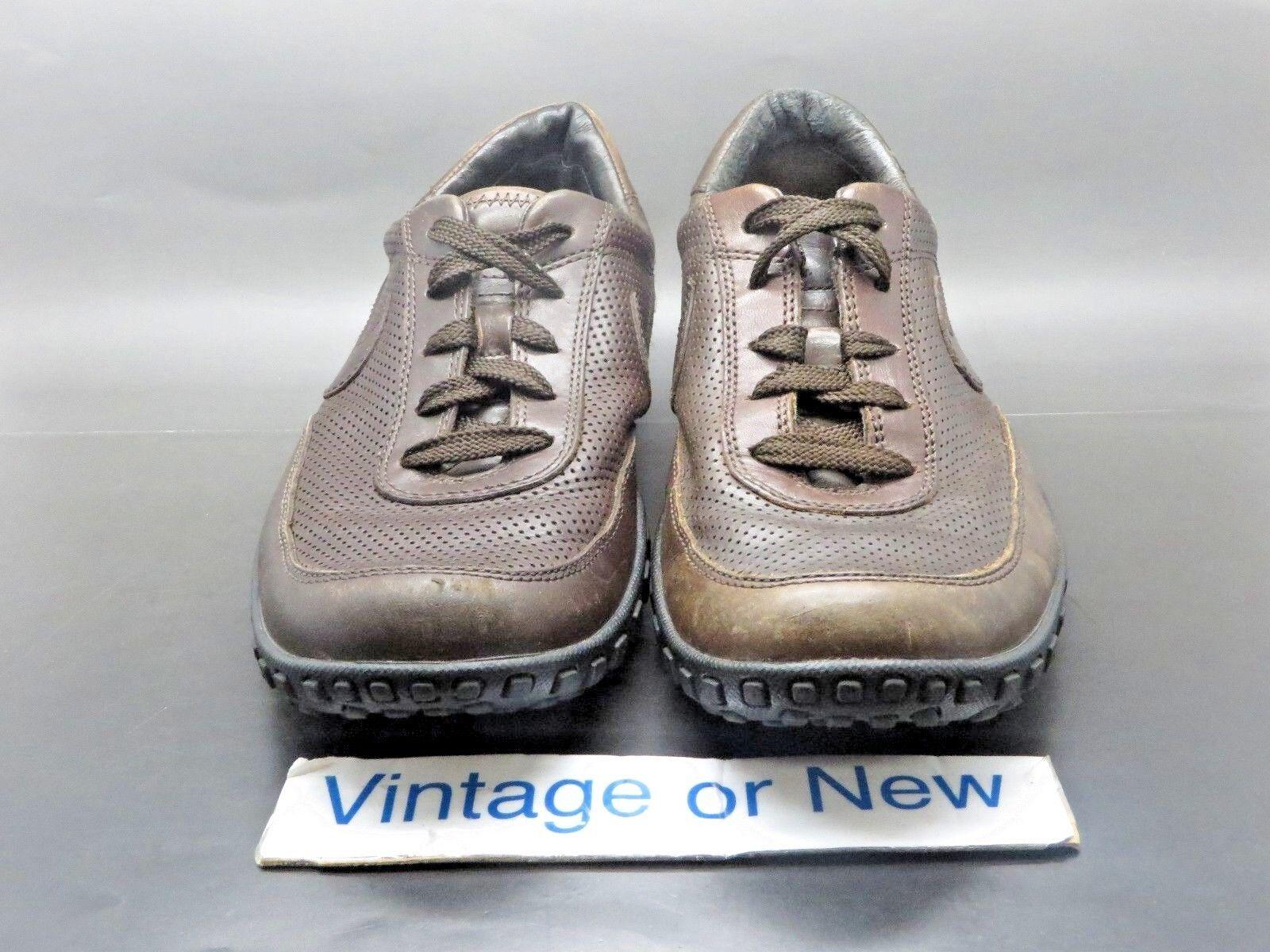 Gli Uomini Sono Nike Waffle Racer Iii Marrone Buio Nero Marrone Iii Cenere,   Da Corsa 2008 Sz 7,5 9468f3