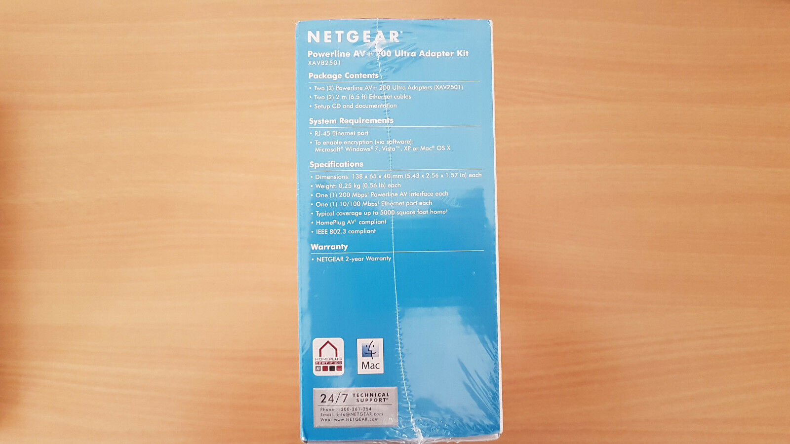 Netgear Powerline AV 200 Ultragear