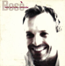 CD SINGLE promo MIGUEL BOSE hacer por hacer 3:34 remezclas * remixes SPAIN 1999