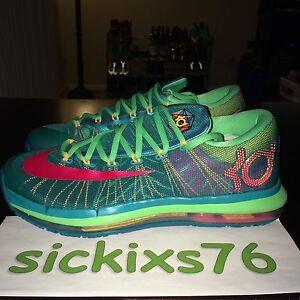 on sale b6893 2a73e Image is loading DS-Men-039-s-Nike-KD-VI-ELITE-