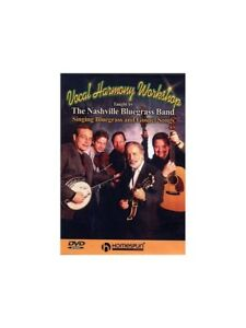 Il-Nashville-BLUEGRASS-Band-Vocal-Harmony-Workshop-imparare-CANTARE-VOCE-MUSICA-DVD