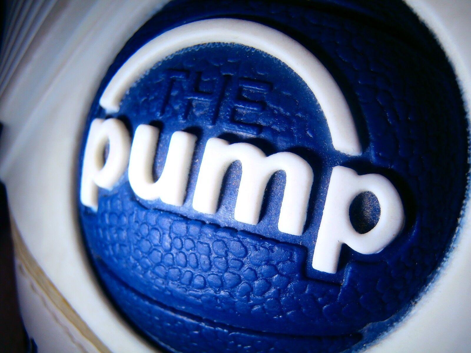 Reebok Pump Bringback BATTLEGROUND the pump certified Shaq Iverson BLACKTOP