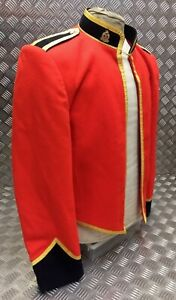 EX-British-Army-Issue-Adjutant-General-039-s-Corps-AGC-Mess-Dress-jacket-No-Insignia