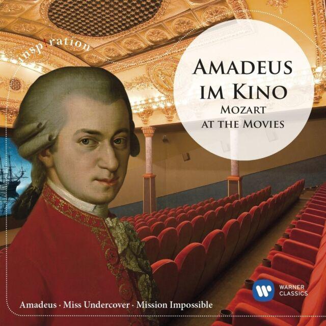 AMADEUS IM KINO-HAITINK,UA.:BERNARD/MEYER,SABINE/MOZART,WOLFGANG AMADEUS CD NEW!