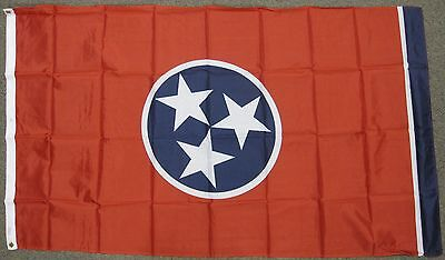3X5 TENNESSEE STATE FLAG! TN FLAGS STATES NEW USA F273