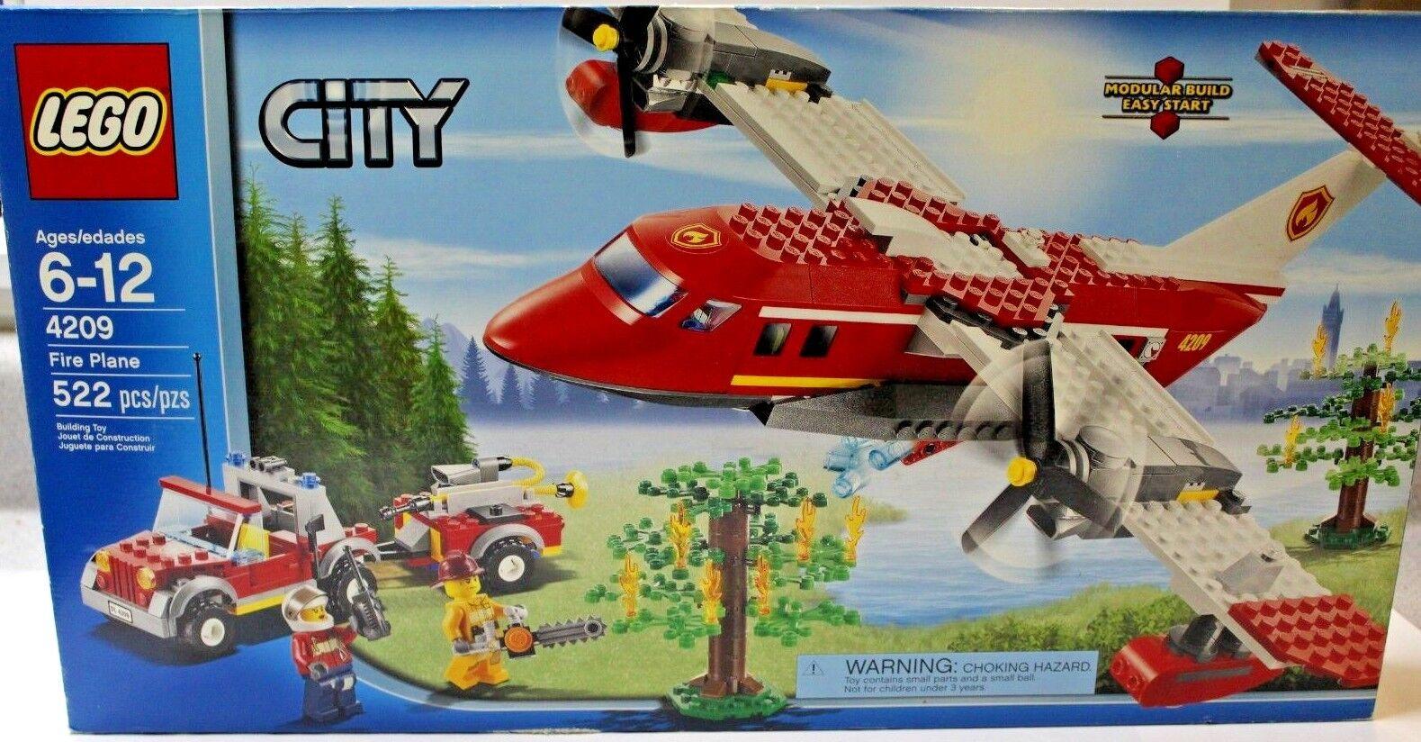 Lego city l'avion 4209 Neuf dans sa boîte livraison gratuite