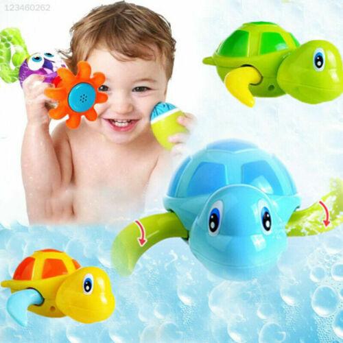 Baby Bath Toy Children Sunflower Spray Water Shower Tub Faucet Bathroom D0S8I