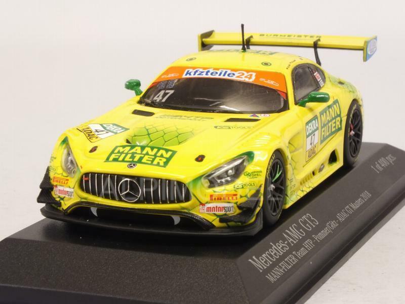 Mercedes AMG GT3 ADAC GT Masters 2018 Pommer - Got 1:43 MINICHAMPS 413183797