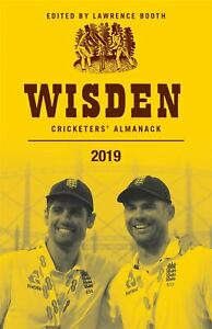 Wisden-Cricketers-039-Almanack-2019-by-Lawrence-Booth
