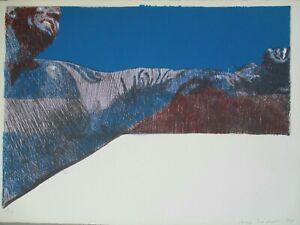 Lorenzo-Tornabuoni-Litografia-originale-del-039-69-numerata-e-firmata