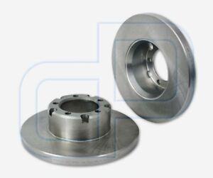 2-Bremsscheiben-MERCEDES-T1-602-vorne-Vorderachse-Durchmesser-280-mm-22-Dick
