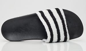 fdfb374a3497 Image is loading New-Mens-Adidas-Sweatband-ADILETTE-Slide-Sandals-Beach-