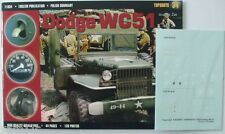Dodge WC51 - TOPSHOTS,  KAGERO (English!) Decals Free