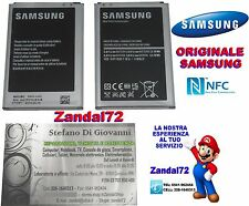 BATTERIA ORIGINALE SAMSUNG NOTE 3 III + NFC N9000 N9005 N9006 EB-B800BE B800BE