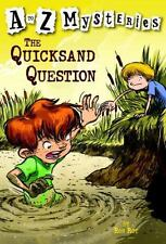 The Quicksand Question (A to Z Mysteries) by Ron Roy, Good Book