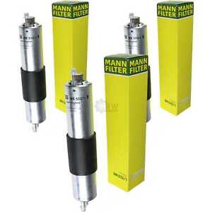 3x genuine mann filter fuel filter wk 532 1 fuel filter ebay Russell Fuel Filters image is loading 3x genuine mann filter fuel filter wk 532
