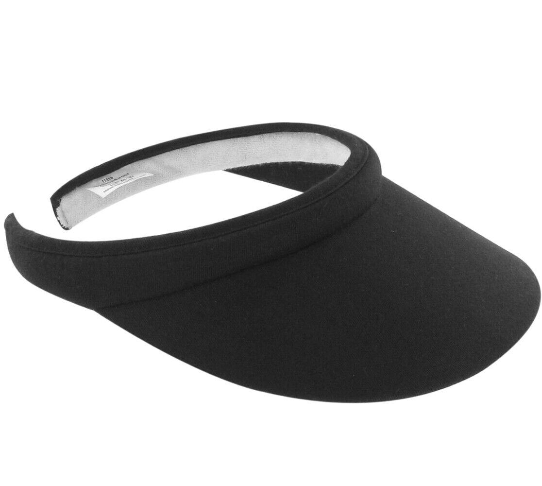 Visor Cap Steckvisor Sonnenblende Breite Krempe Kappe schild UV-schutz AZTEK