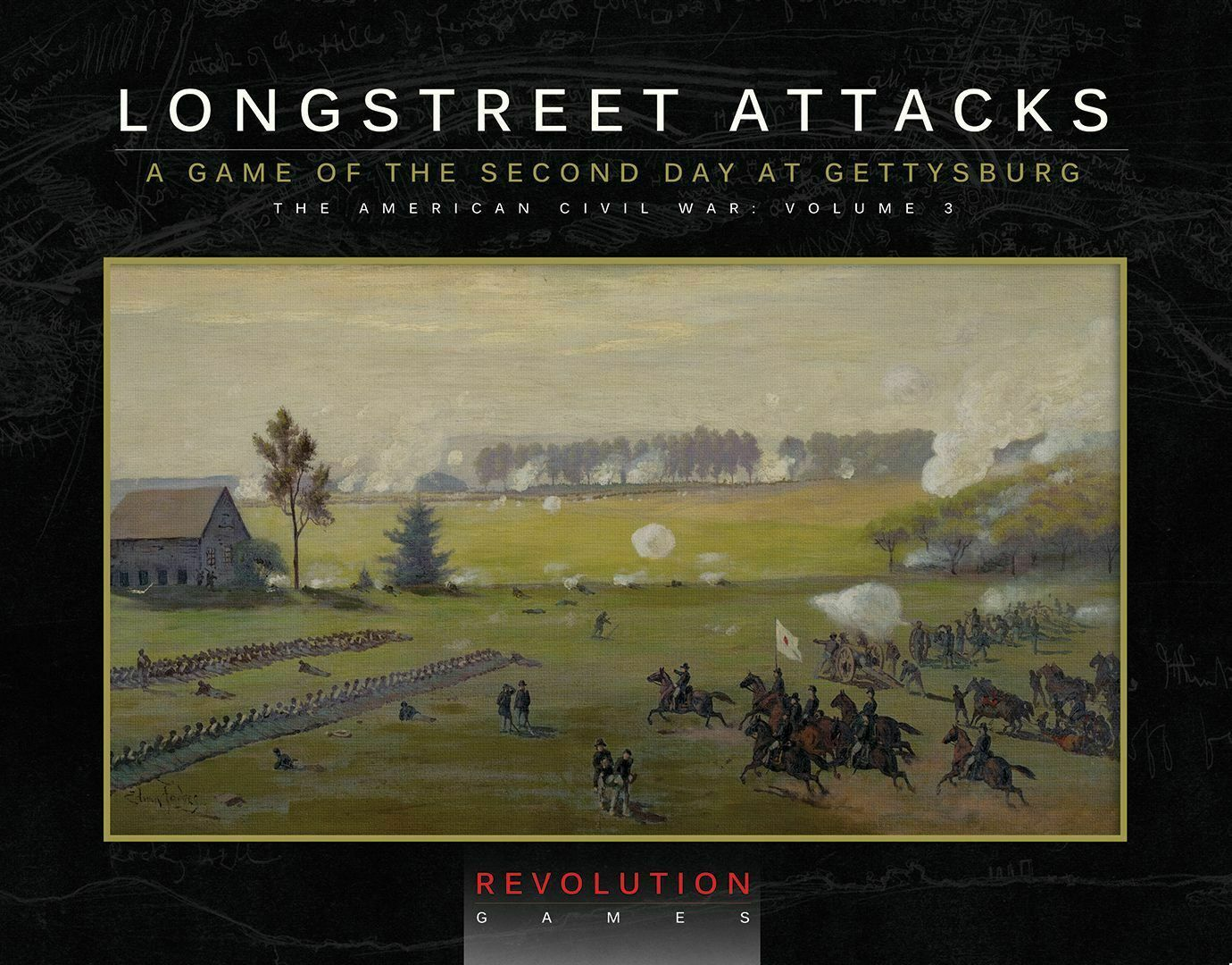 Longstreet Angriffe (Druckverschlussbeutel Edition) Revolution Games