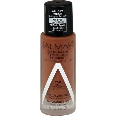 Almay Skin Perfecting™ Comfort Matte Foundation - Bambo Beauty