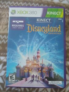 Details about Kinect Disneyland Adventures (Microsoft Xbox 360, 2011)