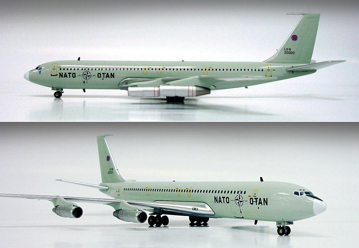 InFlight 200 Boeing 707-300  LX-N20000,  NATO OTAN~IF7071111