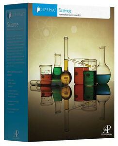 Lifepac-Science-Complete-3rd-Grade-Set