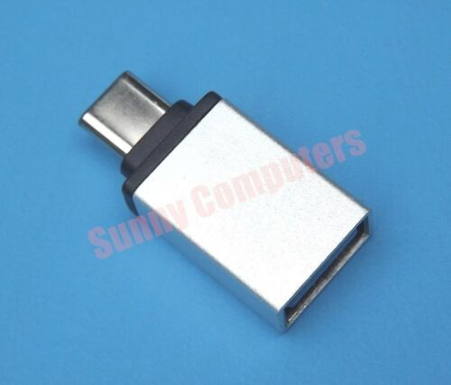 Type-C Male to USB3.0 Female Converter OTG Adapter For Samsung Galaxy S10 Plus