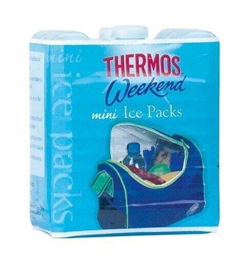 Thermos réutilisable Ice Packs 2pks