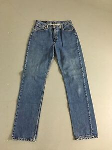 L34 'straight' W31 Navy Jeans Wash Levi Faded Great 583 Mens w7XRSqHx