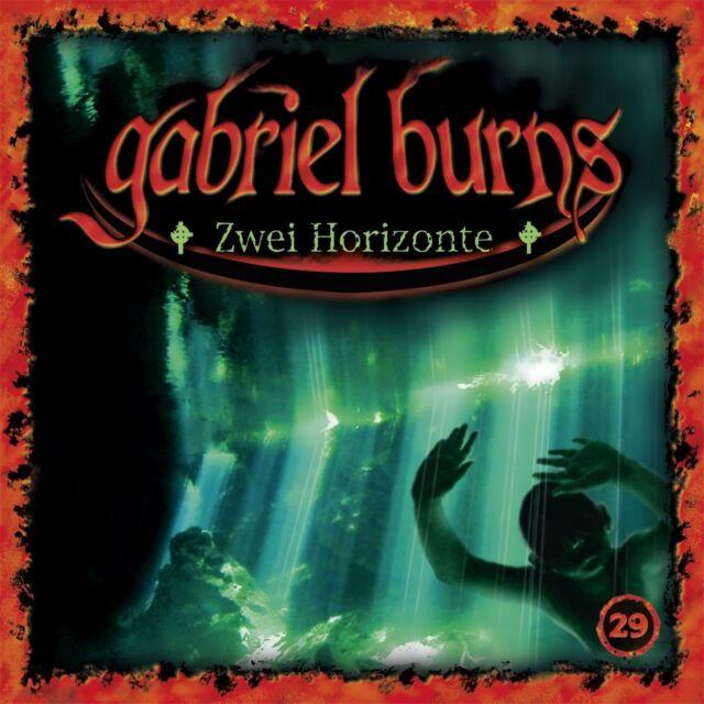 GABRIEL BURNS - 29/ZWEI HORIZONTE (REMASTERED EDITION)  CD NEU
