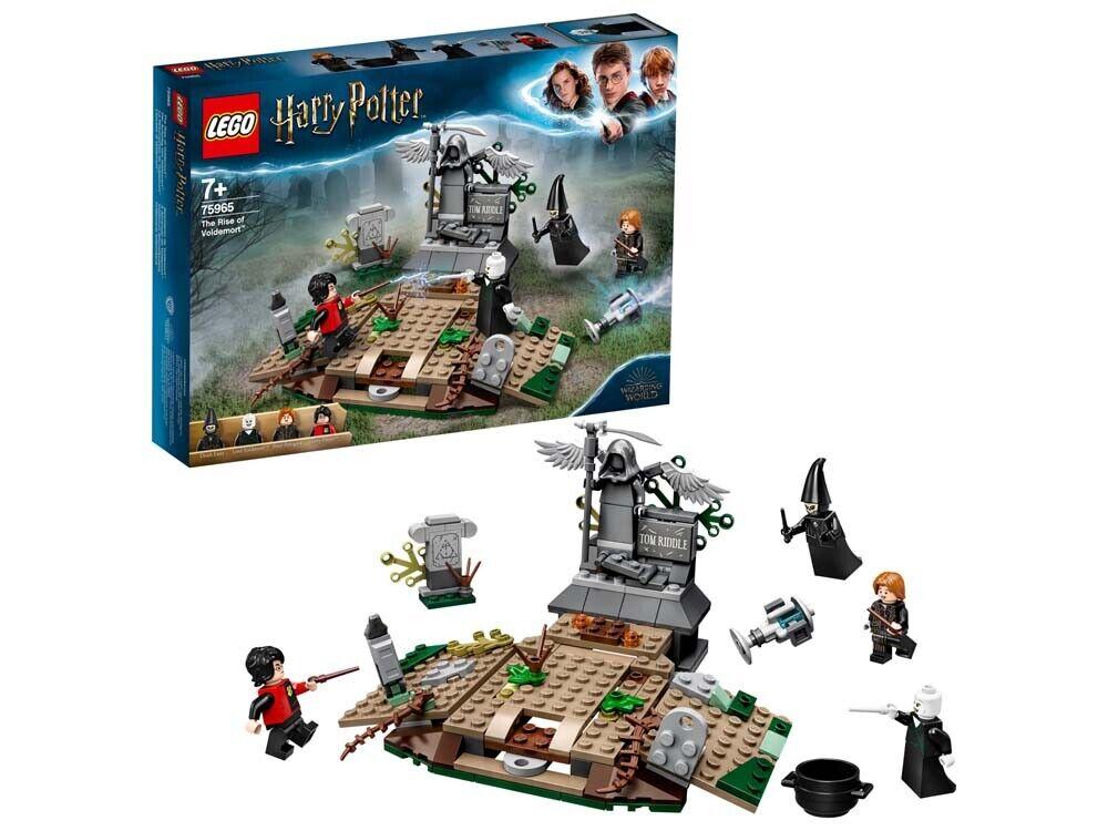 NEU /& OVP LEGO® Harry Potter™ 75965 Der Aufstieg von Voldemort™