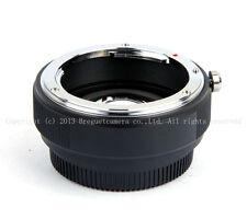 Mitakon Lens Turbo Focal Reducer Adapter Canon EOS EF to m43 MFT Olympus Camera