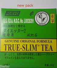 bamboo Leaf brand Regular Strength Dieters' II True-Slim Tea (30 tea bags )