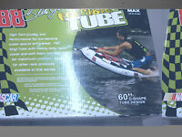 Nascar Dale Earnhardt Jr. 88 Water Sports 60 Towable D-shape Tube Design
