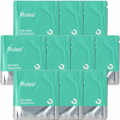 Too Cool for School Rules of Pore Get Ready Dual Primer Samples 10pcs - dodoshop