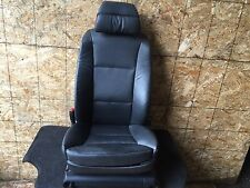 BMW OEM E60 E61 525I FRONT LEFT L SIDE CHAIR BUCKET ACTIVE M SPORT LEATHER SEAT