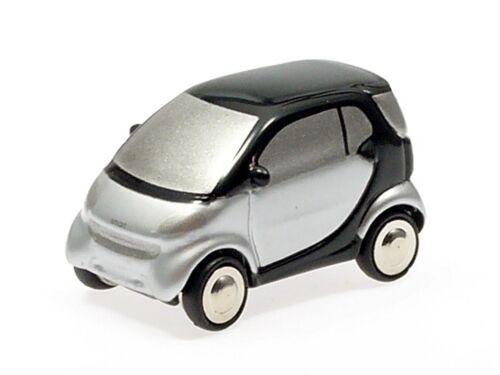 Schuco Piccolo Smart silber// schwarz # 50560100