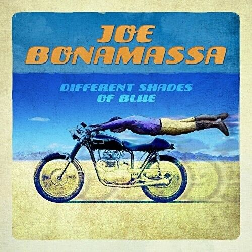 Joe Bonamassa - Different Shades of Blue [New CD] Germany - Import