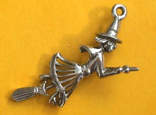 Vintage sterling silver charms CHILDREN TOYS TALES Story characters