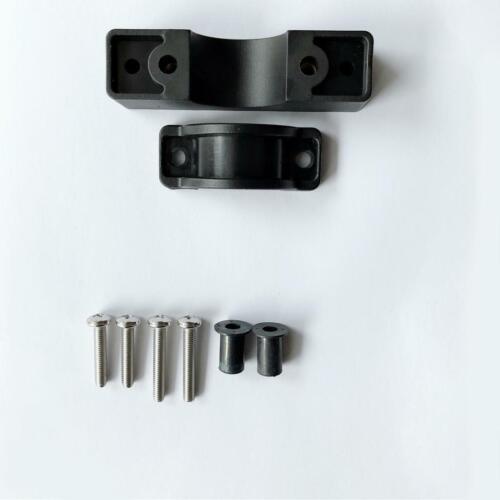 2 Paar Kajak Motorhalterung Pol Ausleger Halterung Clip Keeper Hardware Halter