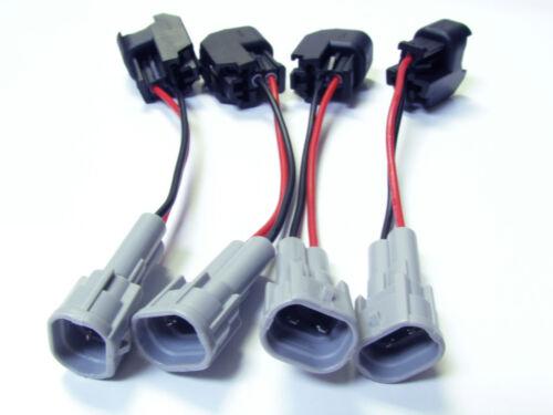550cc AUS HIGH FLOW Racing Injectors fit SUBARU Legacy Impreza WRX STi AUSF4-S