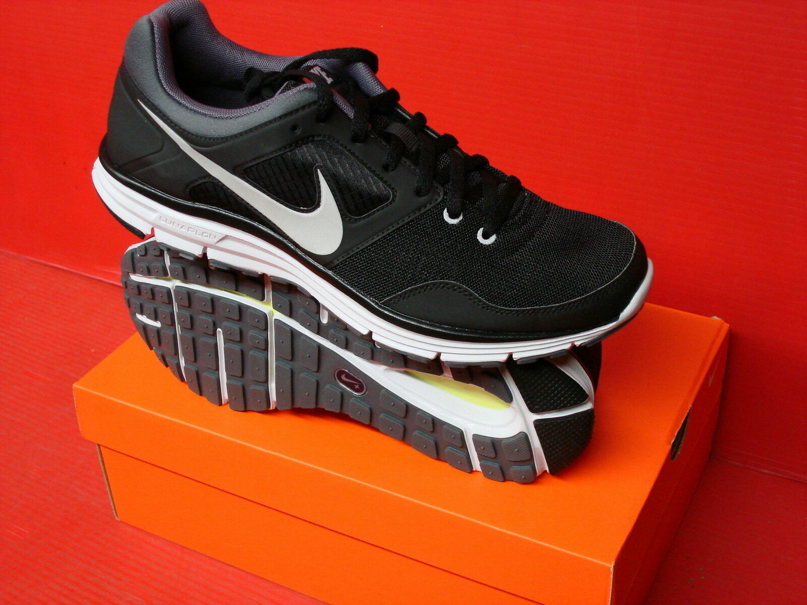 Man's/Woman's NIKE LUNARFLY+ 4 MENS RUNNING 554677 Elegant shape Sufficient supply Breathable shoes