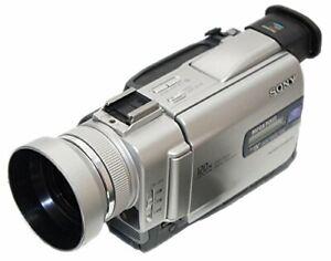 Sony Dcr Trv20 Digital Camcorder Camera Recorder Handycam Mini Dv Super Nightsh Ebay