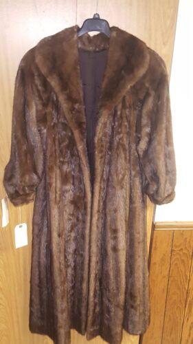 5 10 53 Mink Lunaraine Coat Length Usa Made Female Natural In Size xa8wFnq
